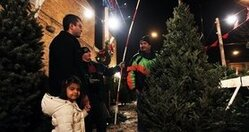 Chicago Christmas Tree Lots. Bringing you Christmas trees for over